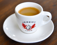 Jeremy Jack Expresso Cup and Saucer